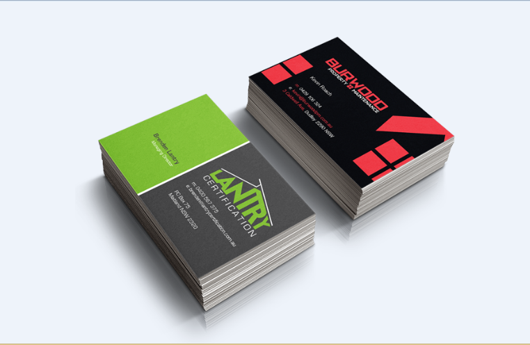 Premium business cards mm graphics at overnight prints our mission is to provide the highest quality business card using the greenest materials and methods and deliver them to you exactly reheart Choice Image